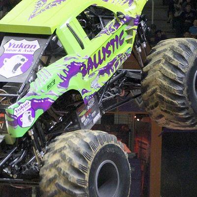 Ballistic Monster Truck For Sale