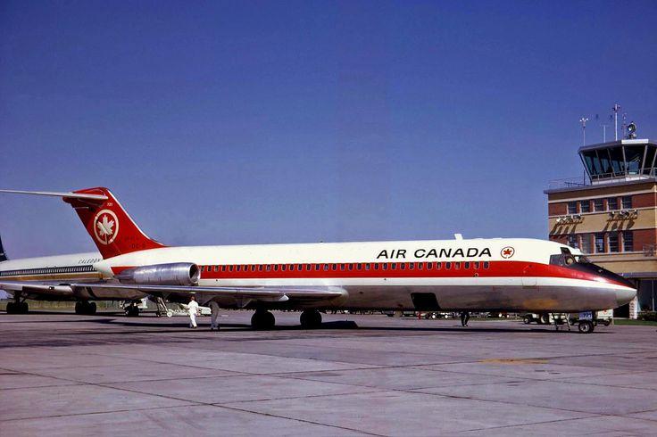 26 June 1978 Air Canada Flight 189 A Mcdonnell Douglas
