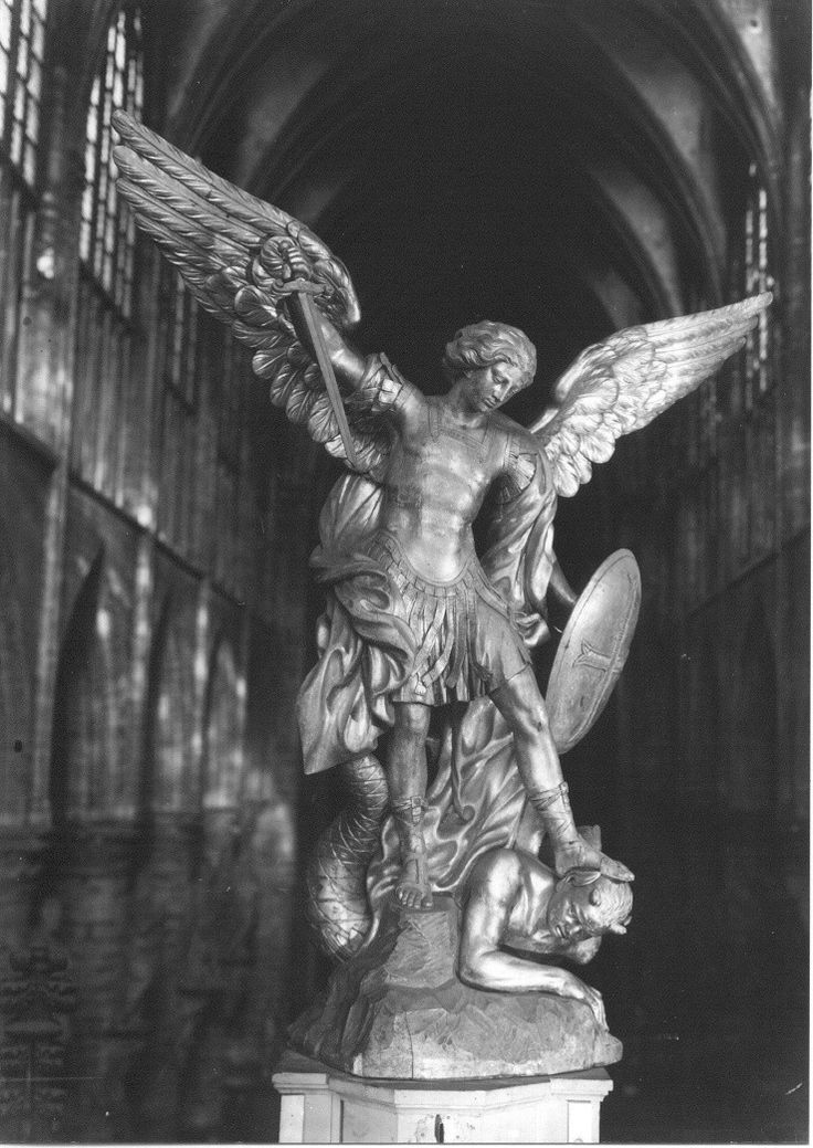 SAINT MICHEL Saint Patron des Parachutistes