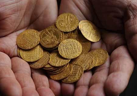 """A """"szökevény pénzdarab"""", Hová tűnt 1 arany?"""
