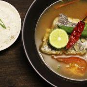 Choo Chee (Thai fish curry)