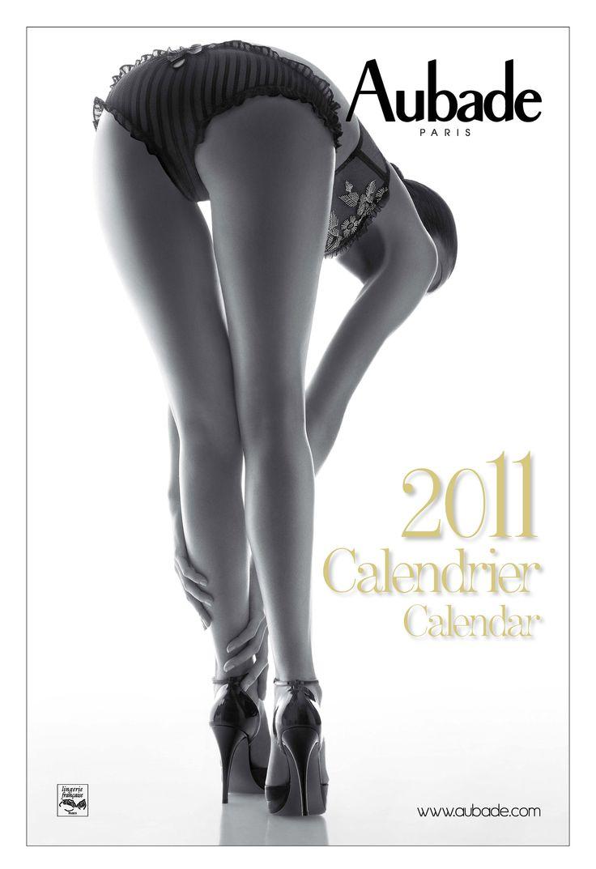 Aubade2011 Calendar Vol.1 No.12