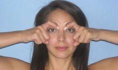 Gözlerinizi yogayla dinlendirin! Göz Kırışıklıkları Ve Güzel Gözler İçinEgzersizler