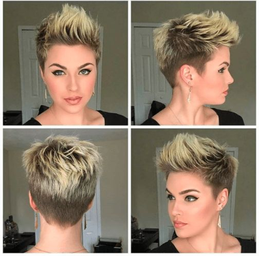 Hair to fall in love with? We show 10 sexy looks for short hair!
