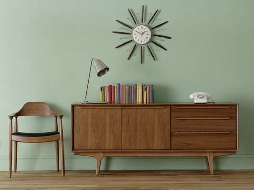 60s cabinet and chair furniture ideas Looking Some Great Ideas For 60s  Style Furniture Which Were