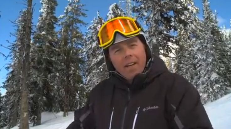"""How to start a turn. At the top of the arc """"feel pivoting off the heel,"""" Josh says. """"Let your lower body lead your turning effort."""" Meet Josh Josh Foster lives to ski and loves to share that passion..."""