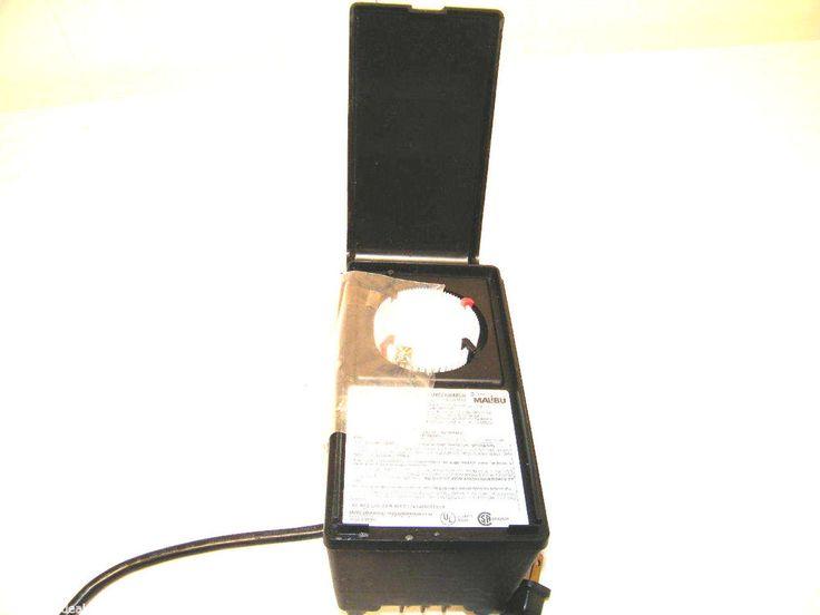 Malibu 44 Watt Low Voltage Landscape Lighting Transformer