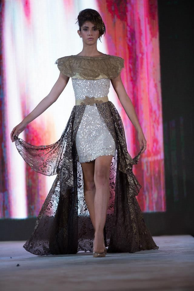 THE LOOK OF THE YEAR -  Couture Pierrot - Emma Viedma