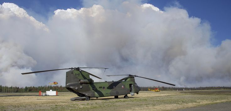 KAMLOOPS, B.C. – Hundreds of Canadian Armed Forces members will support the police response to devastating wildfires in British Columbia, bringing some relief to scores of exhausted officers on the ground. About 225 soldiers travelled on Thursday from CFB Edmonton…