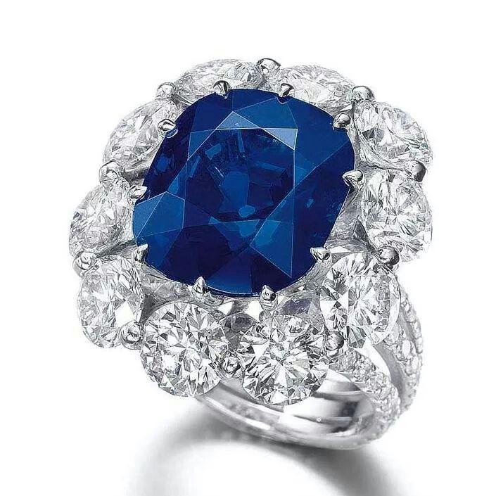 17 Best images about jewel - rare blue (Kashmir Sapphire ...