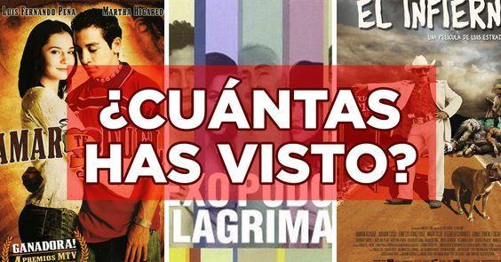 A ver cuánto conoces del nuevo cine mexicano.  http://produccioneslara.com/pelicula-peligro.php