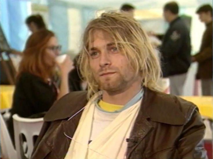Best 25+ Kurt Cobain Quotes Ideas On Pinterest