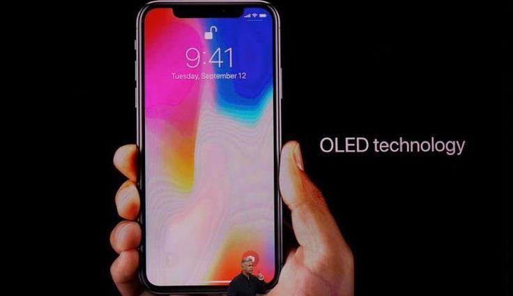 Aviso Apple sobre posibles problemas de pantalla en iPhone X