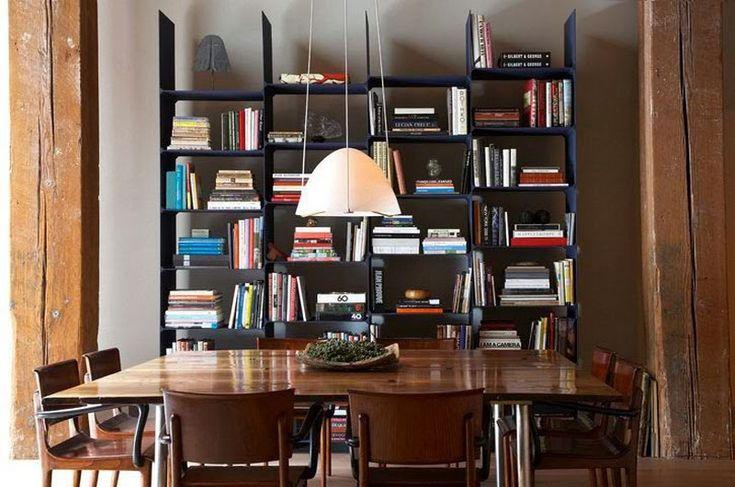 Top Interior Designer: City Loft project by Steven Volpe  | See More: http://homedecorideas.eu | #homedecorideas #homedecor #topinteriordesigner #stevenvolpe