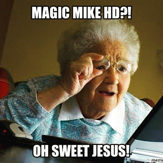 "How I feel watching the new ""Magic Mike XXL"" trailer! #Y100MiddaysMia #magicmikexxl #channingtatum"