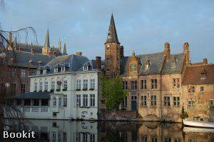 #Mystery #Hotel #Brugge en omgeving Laat je verrassen #aanbieding #reizen #Belgie #travel #Belgium