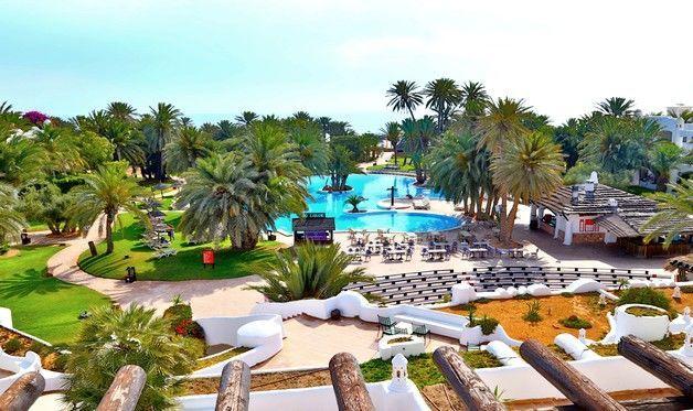 Hôtel Odyssée Resort 4* Djerba Zarzis en Tunisie Lastminute