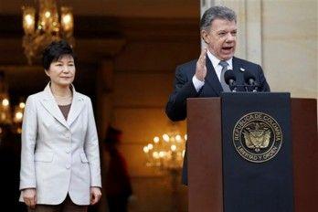 Santos Exige A FARC Ponerle Plazo A Proceso De Paz