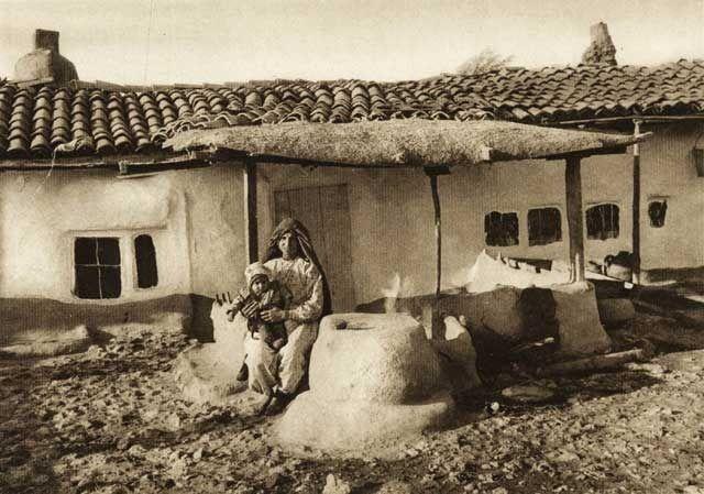 Once upon a time in Romania. Bazargic,-colibe-turcesti - case traditionale romanesti