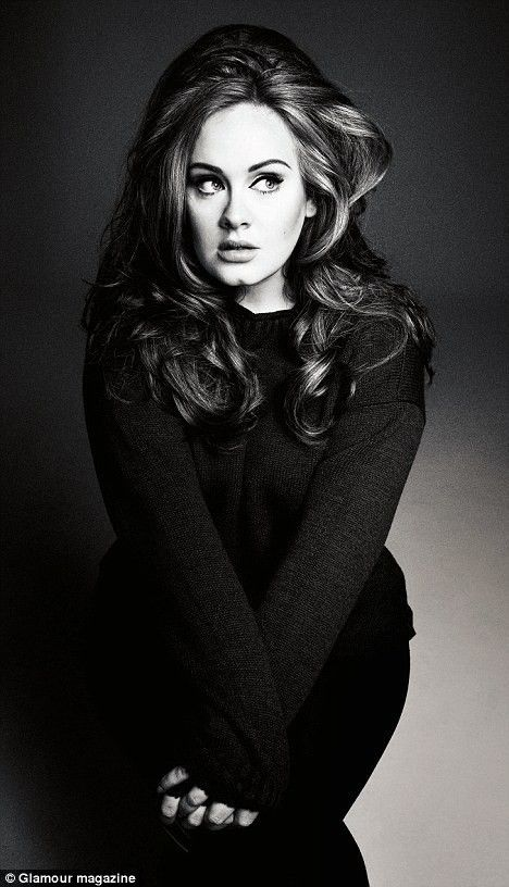 Much love for curvy beautiful women. I think Adele is stunning here. cheymarieMusic, Girls Crushes, Real Women, Beautiful Women, Icons, Big Hair, Adele, The Voice, Role Models