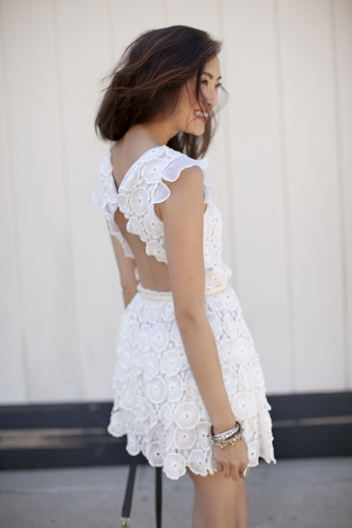 vestido branco em renda   beautiful!!!!