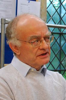 John Milford Rutter CBE (born 24 September 1945) is a British composer, conductor, editor, arranger and record producer, mainly of choral music.