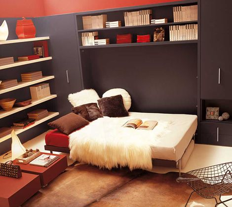 Murphy Bed By Resource Furniture These Customizable Beds