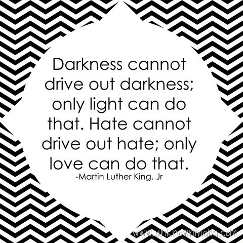 Martin Luther King Jr Quote #MLK #MLKDay: