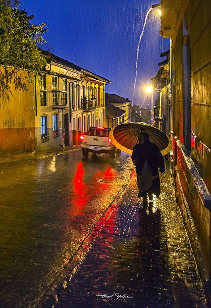 Barrio La Candelaria. - Bogotá D.C., Colombia