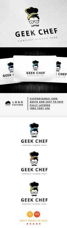 Geek Chef Logo