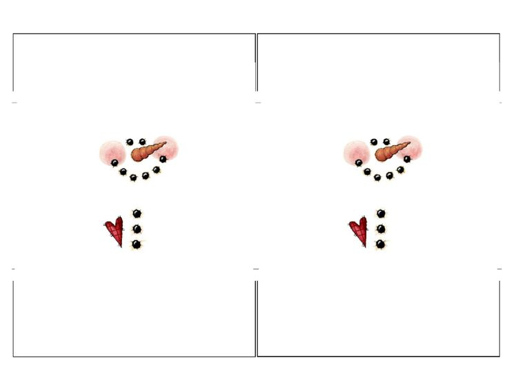 Snowman Candy Bar Template 2 To A Page Png Photo: This Photo was ...