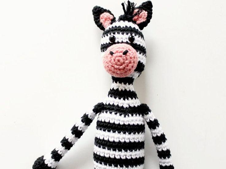 """Über ideen zu """"zebra häkeln auf pinterest"""