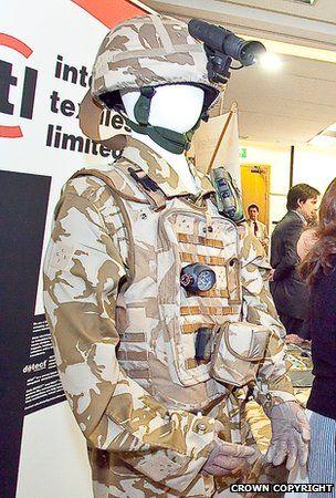 Good cloth for soldier uniform