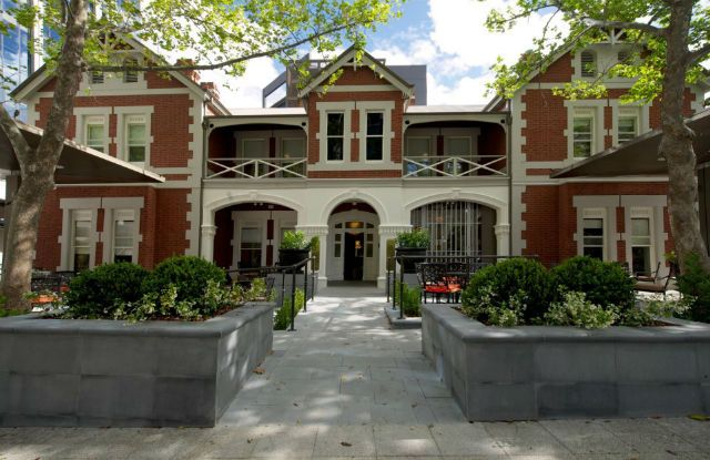 The Terrace Hotel - Perth | Wedding Venues Perth | Find more Perth wedding venues at www.ourweddingdate.com.au
