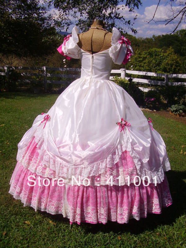 Civil War Era Ball Gowns For Sale - Gown And Dress Gallery