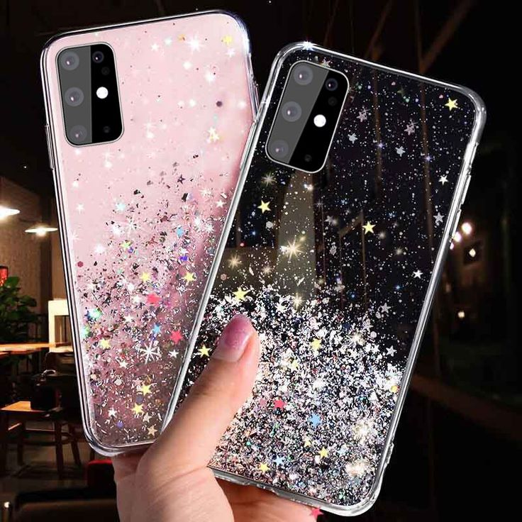 Bling Soft Case For Samsung Galaxy A31 M31 A51 A71 A01 S9