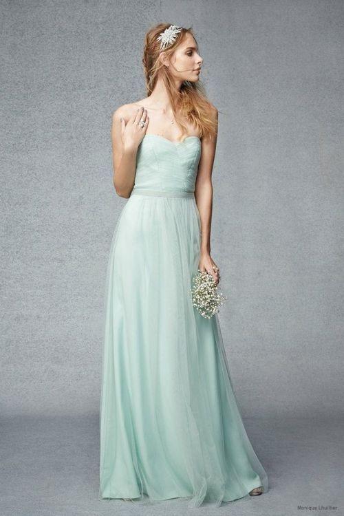 Monique Lhuillier sukienki dla druhen