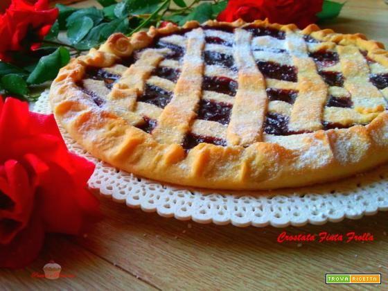 Finta Frolla per Crostate leggerissime #ricette #food #recipes