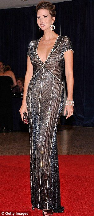 Ivanka Trump - White House Correspondents' Dinner 2012 (Best Dressed nominie from me)