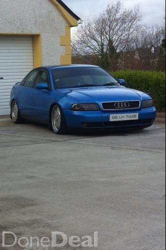 Audi a4 @look@