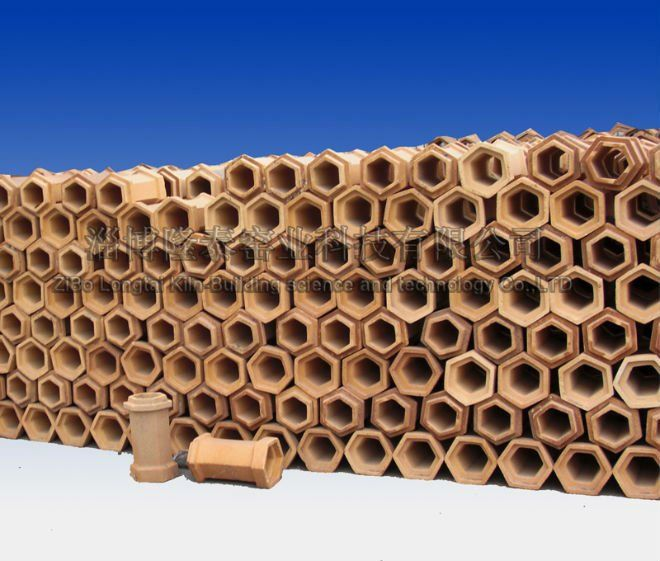Clay Hexagon Cylindric Refractory Brick - Buy Clay Refractory Brick,Clay Brick,Refractory Product on Alibaba.com