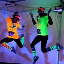 We need ideas for our Moonlight Run, check them out - and help us out: glow run | Glow Run 5k - AskMen