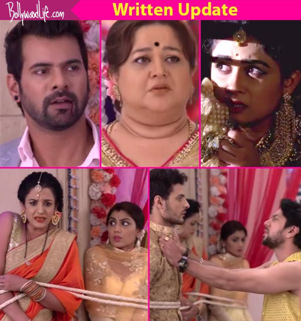 Kumkum Bhagya 28th August 2017 Written Update Of Full Episode: Munni hands Disha over to Sangram Singh, Abhi and Sarla try to… #FansnStars