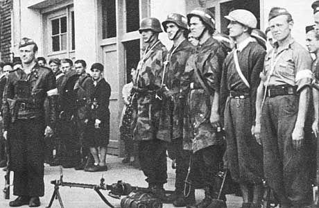 Armia Krajowa - Polish Home Army - Warsaw Uprising 1944, pin by Paolo Marzioli
