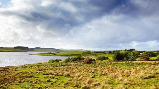 Bodmin Moor    The man-made reservoir, Colliford lake, adds to the beauty of Bodmin Moor's natural, wild expanses. (Matt Munro)