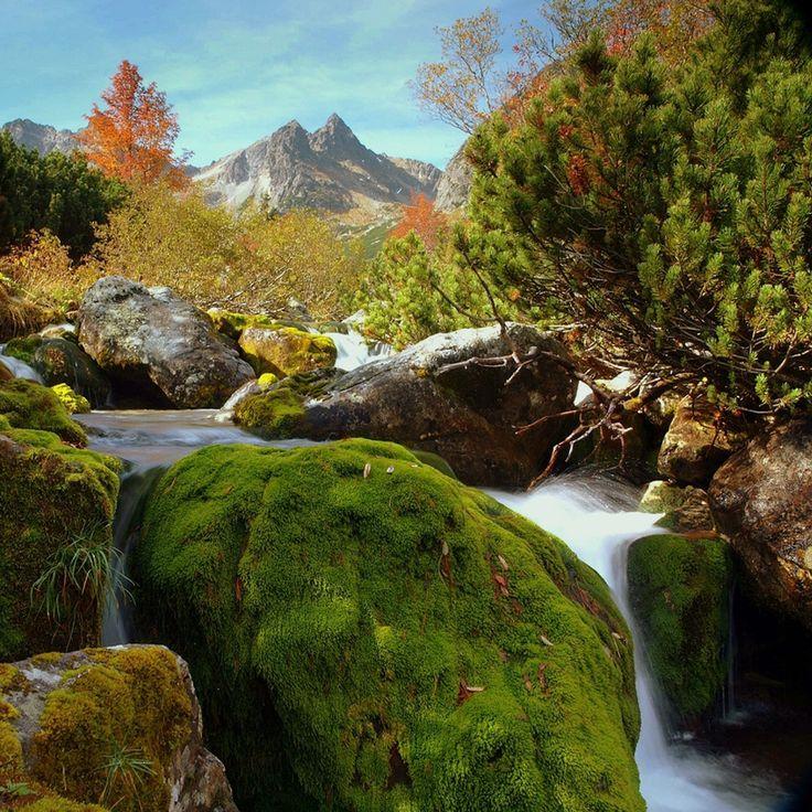 Tatra Mountains, #Slovakia #travel #hiking