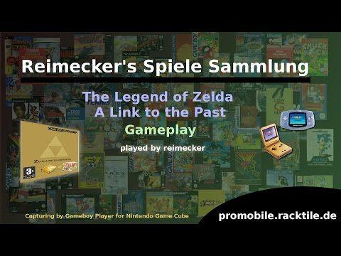 Reimecker's Spiele Sammlung : The Legend of Zelda A Link to the Past