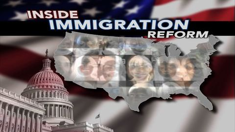 """A look into """"Inside Immigration Reform"""" Series by PBS, that discusses the economic costs and benefits of the immigration reform bill currently under consideration in the United States Senate."""
