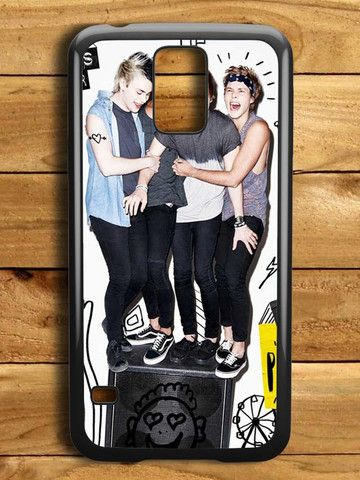 5 Seconds Of Summer Stereo Samsung Galaxy S5 Case