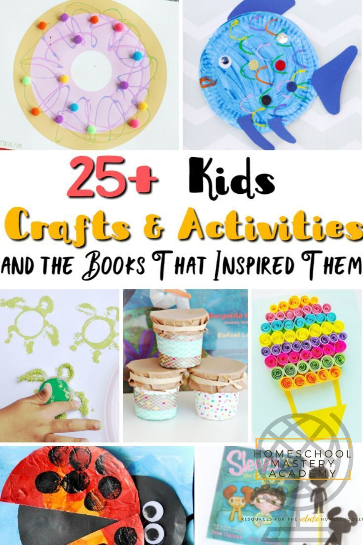 25 Outstanding Crafts And Activities Based On The Best Children S Books Childrens Books Activities Kids Activities Blog Book Crafts